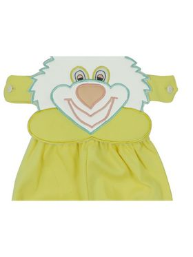 Ole Baby Smiling Lion Dungaree_OB-DGPT-397
