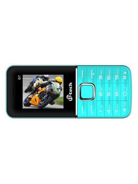 Mtech G7 Dual Sim Phone - Blue