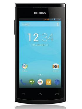 Philips S308 4-inch Dual Core Android 3G Smartphone