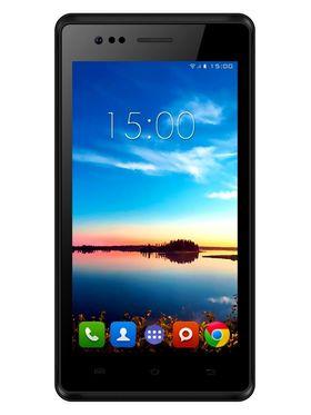 Intex Aqua 4.5e Smart Mobile Phone - Black