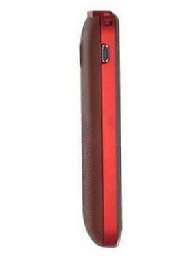 ZTE R221 Dual SIM Phone - Black & Red