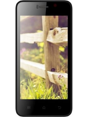 Intex Aqua Amoled Kitkat Smart phone - Black