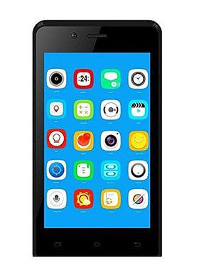 Karbonn Alfa A93 Pop 4.5 Inch Android Lollipop Dual SIM Smart Phone - Blue