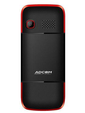 Adcom C1- 1.8 inch CDMA phone _Black & Red