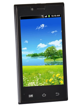 BQ E2 4 Inch, 1.2Ghz Dual Core Processor, Android KitKat 4.4.2 - Black