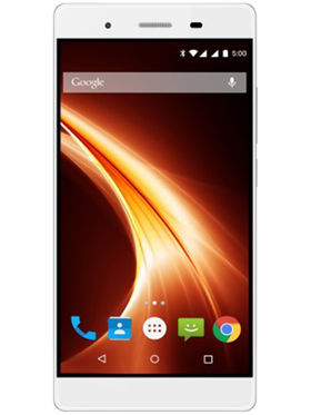 Lava X10 5 inch HD IPS Display ( 3 GB RAM & 4G Support : 16 GB ROM ) - White
