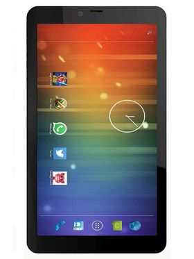 VOX V105 512 + 8GB 3G Calling Tablet ( Black & White )