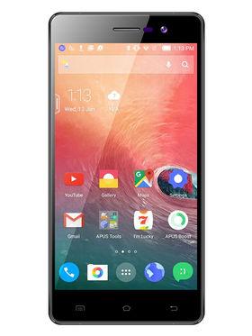 Swipe Virtue 16GB Android 5.1 (Lollipop) 3G Smart Phone - Black