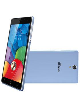 Mtech TURBO L9 5 Inch 3G Wifi 8GB ROM Smartphone - Silver