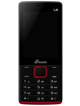 Mtech L9 Dual Sim Feature Phone - Red