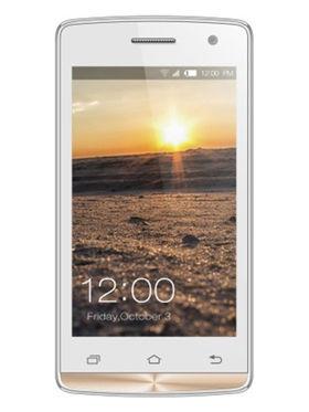 Combo of Champion KitKat 3G Smartphone(White) + Champion Dual Sim Phone(Black)