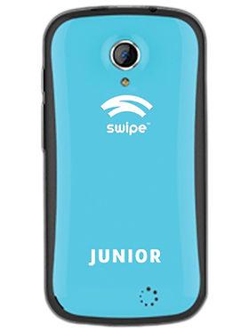 Swipe Junior 3G Smartphone with Parental Control - Blue