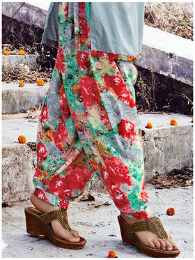 Viva N Diva Printed Unstiched Dress Material_11077-Stella