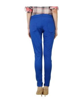 Pack of 2 Women Slim Fit Cotton Lycra Stretchable Trouser - TGLCH-19