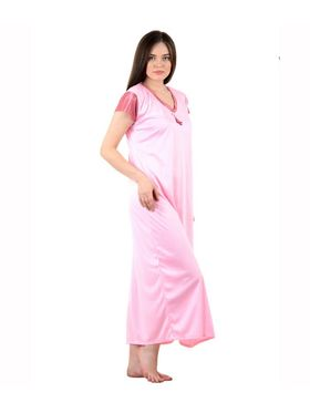 American-Elm Women Cotton Nighty - AENTY-01