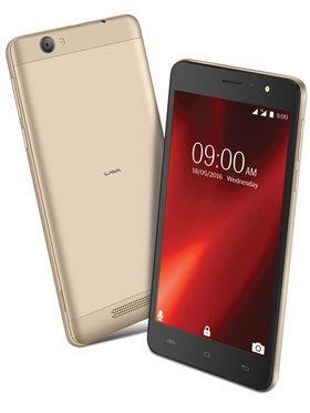 LAVA X28 4G (Black Gold)