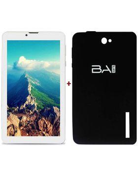 Baslate 7 Inch 3G Calling Tablet ( RAM : 512MB ROM : 8GB) + 7 Inch Baslate Back Cover