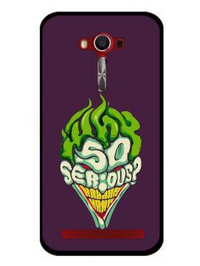 Snooky Designer Print Hard Back Case Cover For Asus Zenfone 2 Laser 5.0 (ZE500KL) - Multicolour