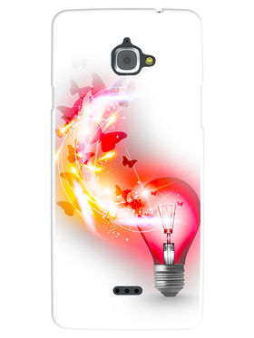 Snooky Designer Print Hard Back Case Cover For InFocus M530 - Multicolour