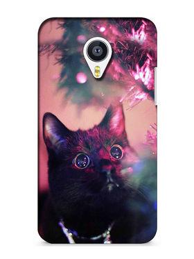 Snooky Digital Print Hard Back Case Cover For Meizu MX4 - Multicolour