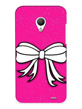 Snooky Digital Print Hard Back Case Cover For Meizu MX3 - Pink