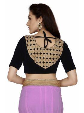 Designersareez Plain Net Saree -2024