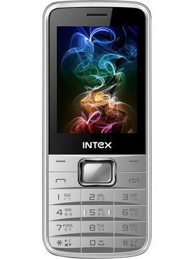 Intex Killer 3 Dual Sim Phone - White & Grey