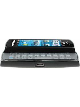 VOX 4 SIM Full Touch Screen Slider TV Mobile - E9 - Black