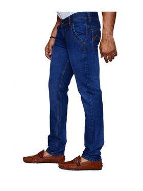 Pack of 3 Kaasan Regular Fit Cotton Jeans For Men_3CM-K-10