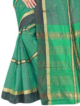 Adah Fashions Light Green South Silk Saree -888-122