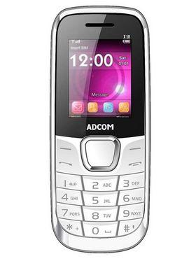 Adcom Guru X10 1.8 inch Dual Sim - White