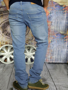American Indigo Exclusive Collection of Two Denims + One Chino