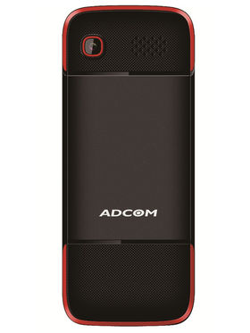 ADCOM 1 Dual  Black & Red