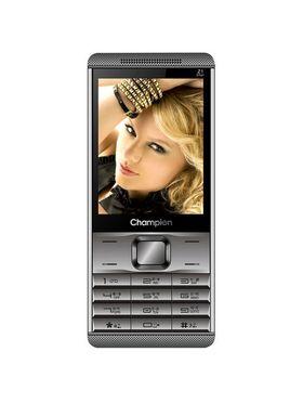 Champion Z1 Star Dual Sim Phone - Silver