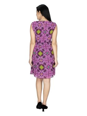 Sai Arisha Printed Georgette Dresses -ars08