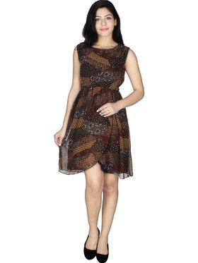 Sai Arisha Printed Georgette Dresses -ars10