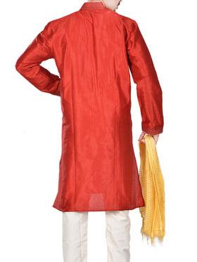 Diwaan Set of 2 Embroidered Ethnic Kurta Pajama