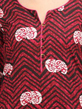 Branded Cotton Printed Kurtis -Ewsk0615-1357