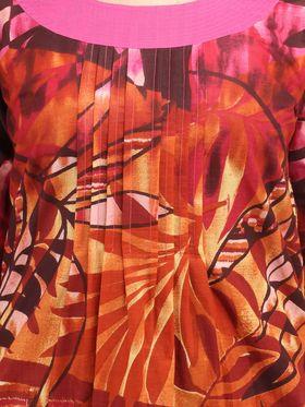 Branded Cotton Printed Kurtis -Ewsk0615-1385