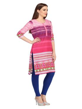 Branded Cotton Printed Kurtis -Ewsk0915-1510