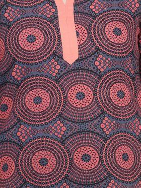 Branded Cotton Printed Kurtis -Ewsk0915-1511