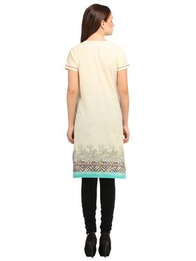 Pack of 2 Branded Cotton Printed Kurti -ewsk06