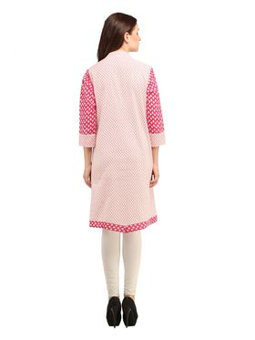 Pack of 2 Branded Cotton Printed Kurti -ewsk19