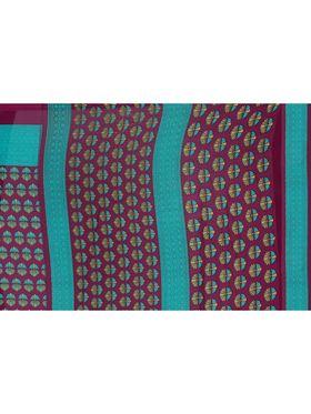 Florence Printed Crepe Sarees FL-11750