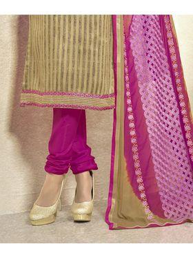 Viva N Diva Bhagalpuri Patch Work Unstitched Dress Material Gazee-8003