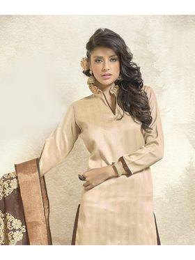 Viva N Diva Bhagalpuri Patch Work Unstitched Dress Material Gazee-8006