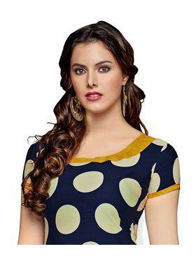 Khushali Fashion Crepe Printed Dress Material -Hnyfdzl35007
