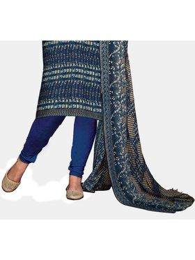 Khushali Fashion Crepe Printed Dress Material -Hnyfdzl35010