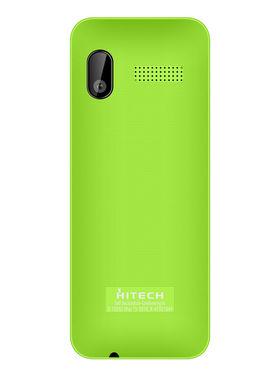 Hitech Xplay 205 Dual SIM -  Black & Green