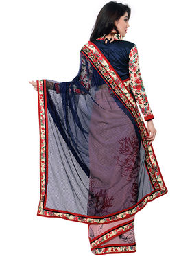 Indian Women Georgette Saree -IC40410